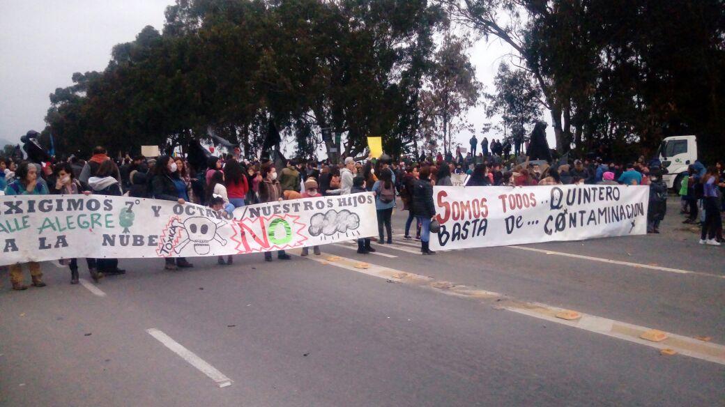 Las dudas y sospechas que deja la precipitada condena a ENAP por la emergencia ambiental en Quintero