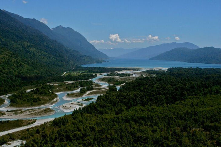 Desde ayer, la Patagonia chilena tiene dos nuevos parques nacionales