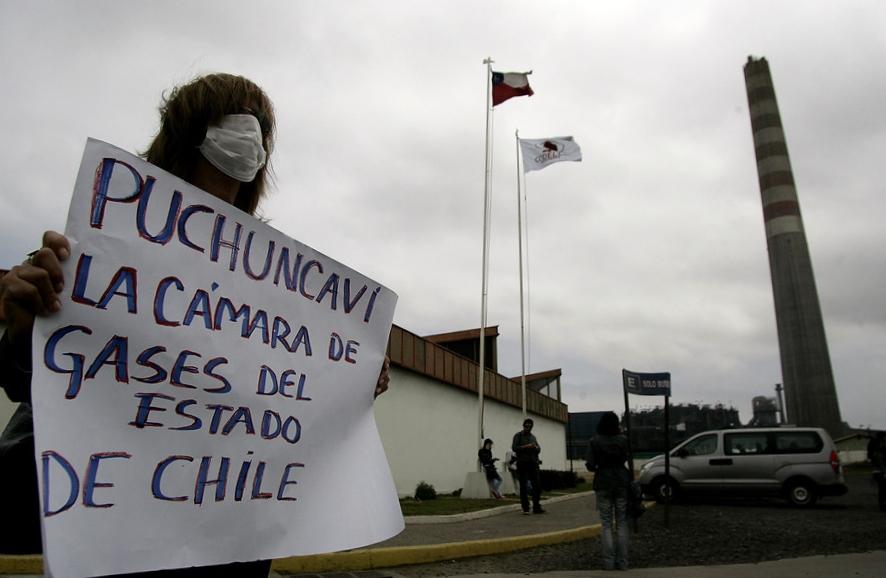 Cámara aprueba investigar planes de descontaminación de Concón, Quintero y Puchuncaví