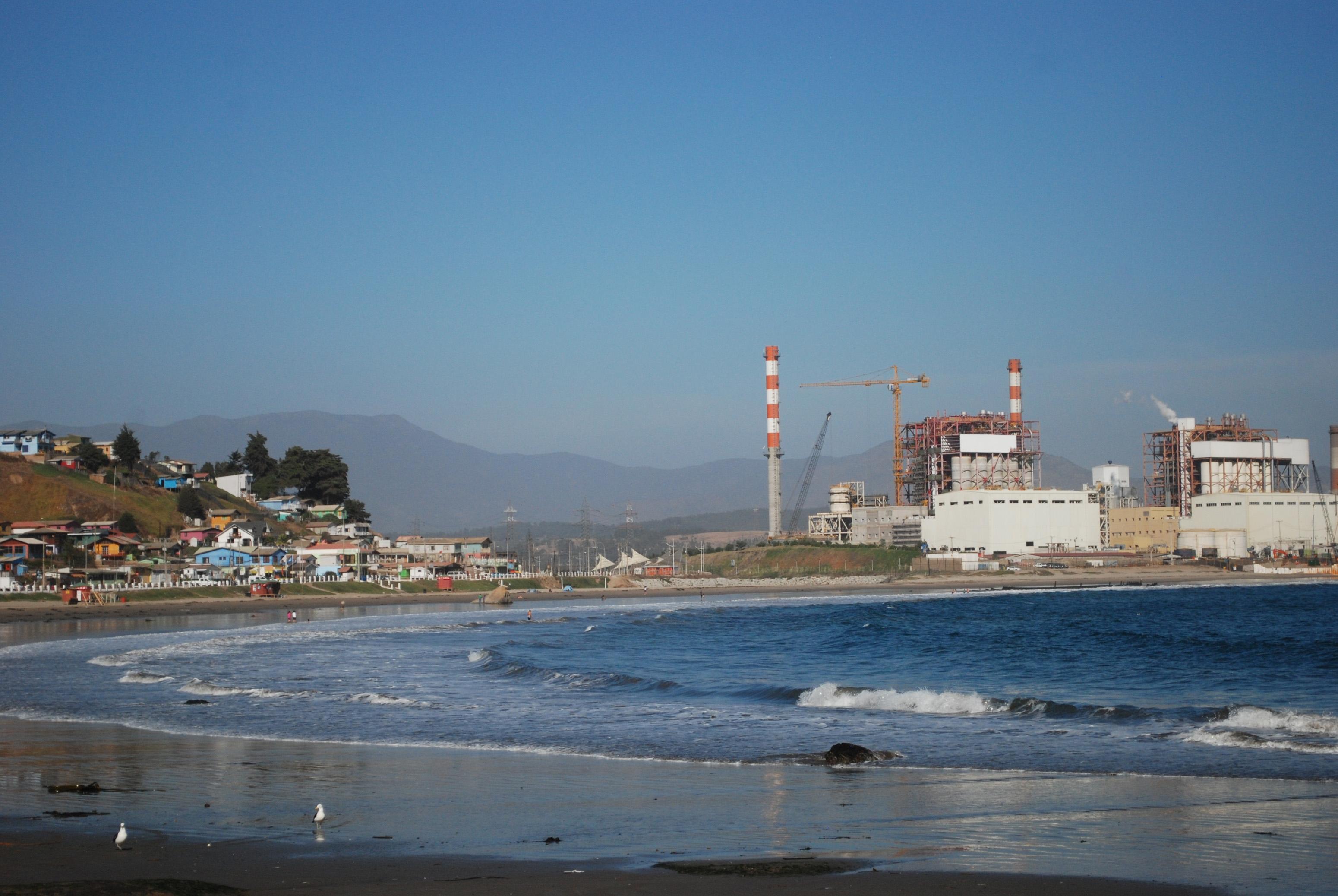 Crisis ambiental en Quintero suscita arribo de la OMS a la zona