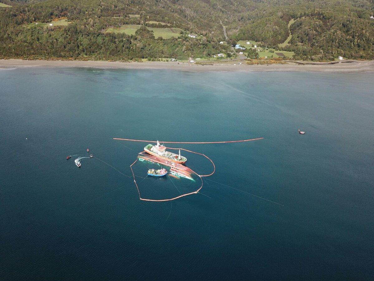 Buque con toneladas de pescados altamente peligrosos llegaría a Talcahuano tras revés judicial