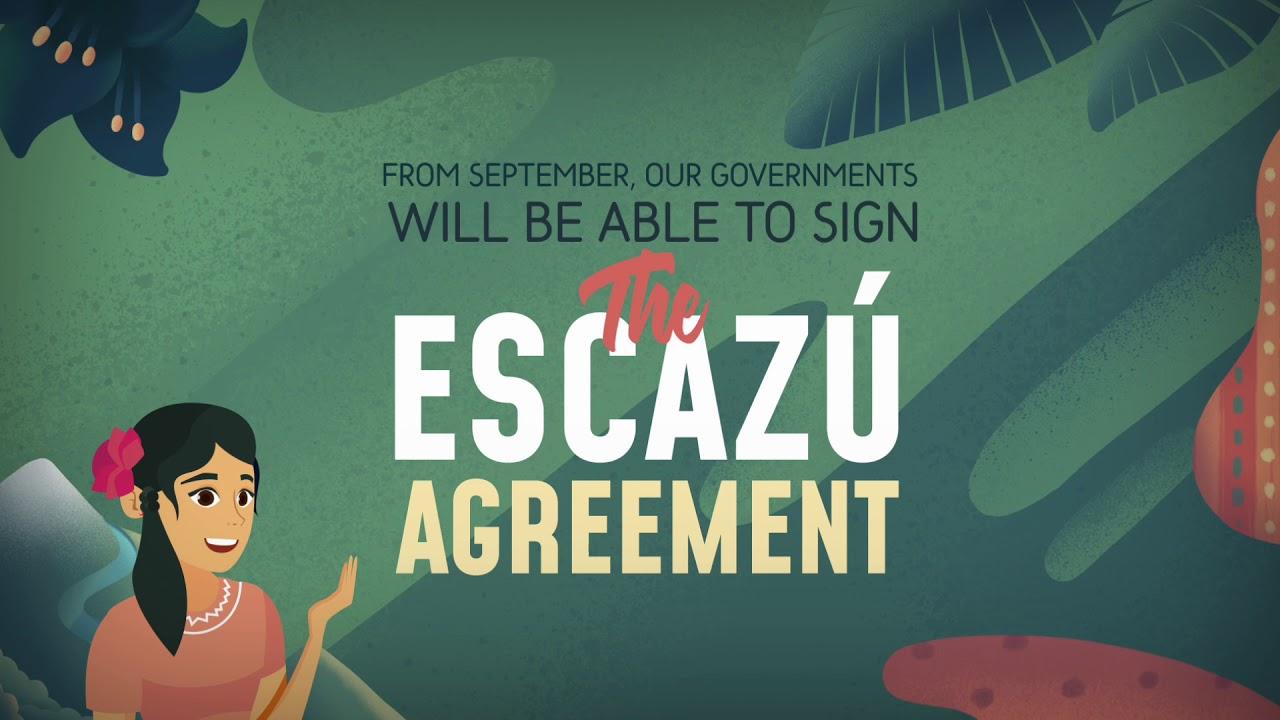 Chile postergaría firma de acuerdo que busca generar condiciones para la justicia ambiental