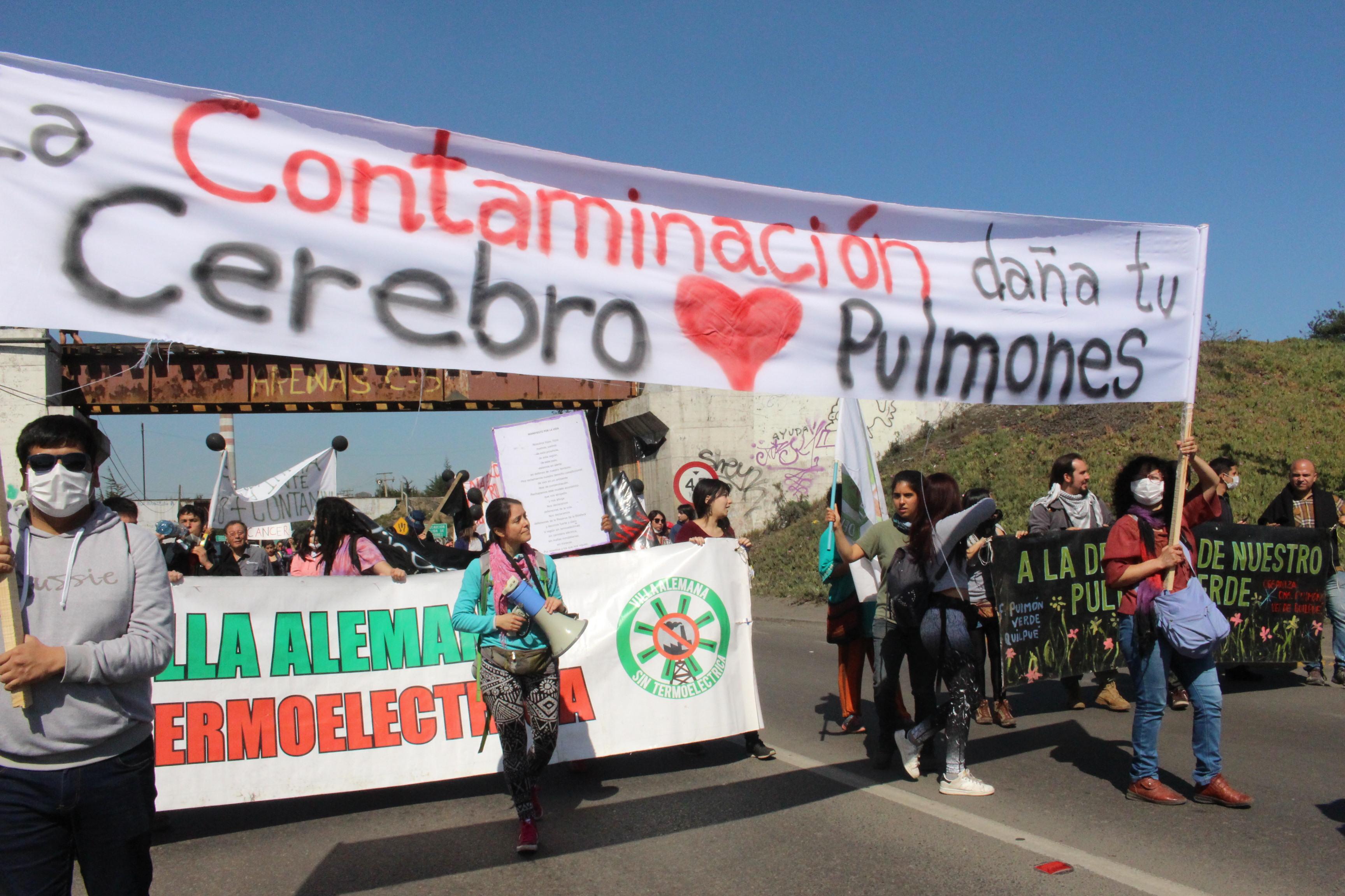 Efecto Quintero: Limache solicita suspender tramitación de dos proyectos en la comuna