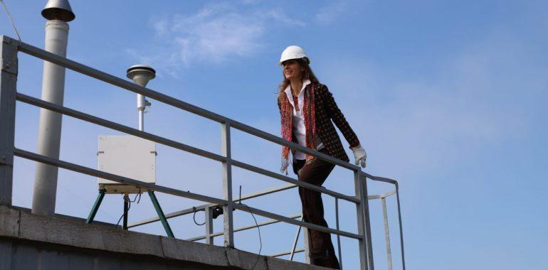Estado asume el control de nueve estaciones de monitoreo del aire de Quintero-Puchuncaví