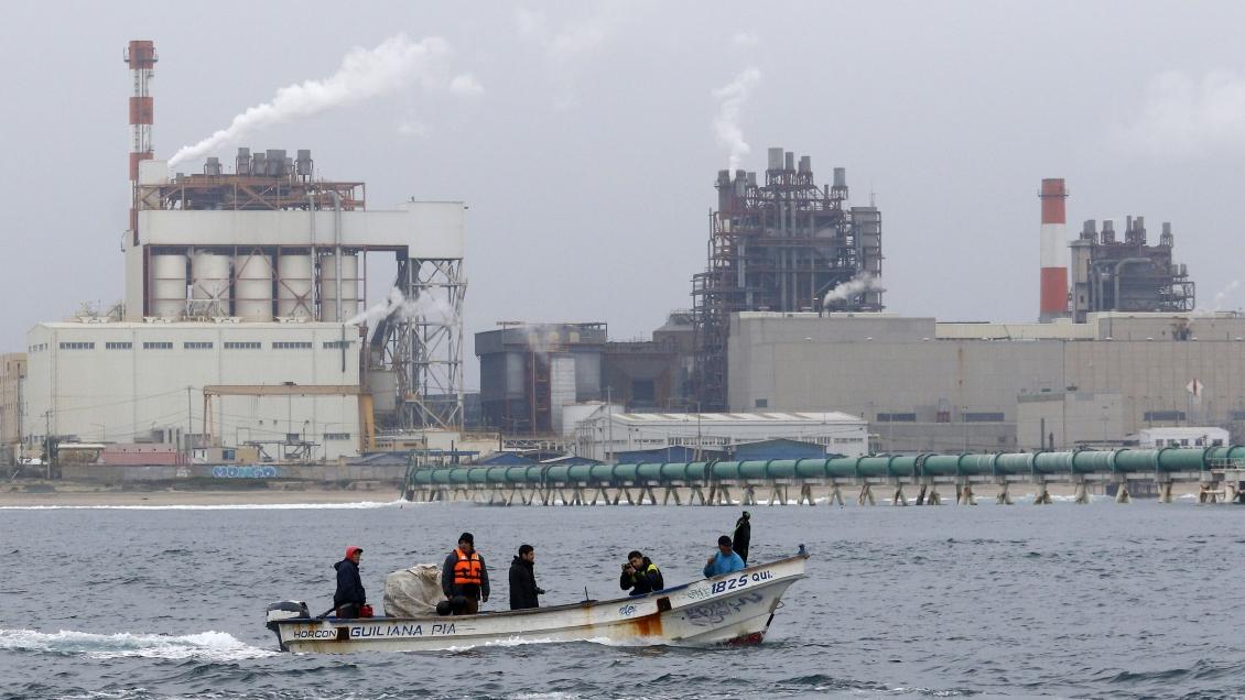 Oxiquim tiene un polémico proyecto tiene en carpeta para la Bahía de Quintero