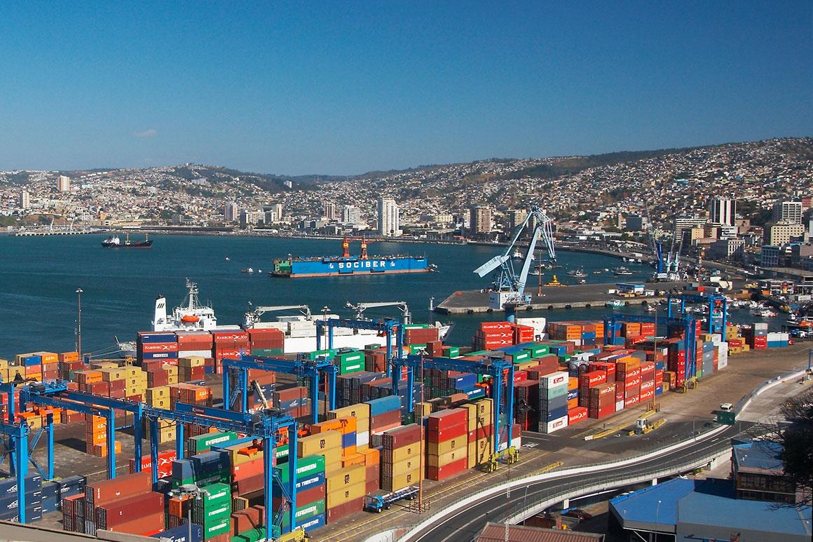 Hoy el proyecto Terminal Dos de Valparaíso enfrenta su etapa decisiva