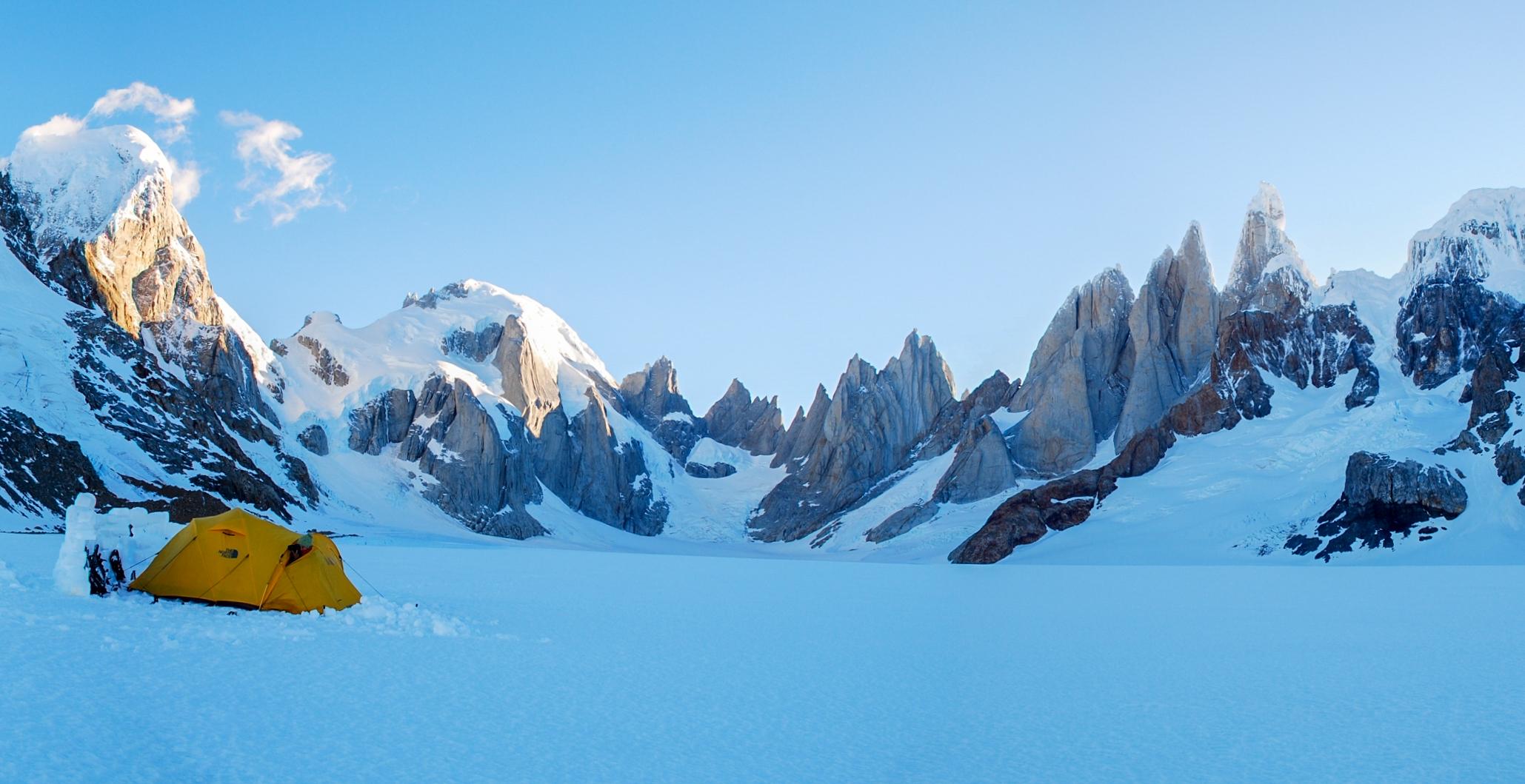 Nuevo catastro de glaciares revela que los Campos de Hielo Sur perdieron 220 km2 en 13 años