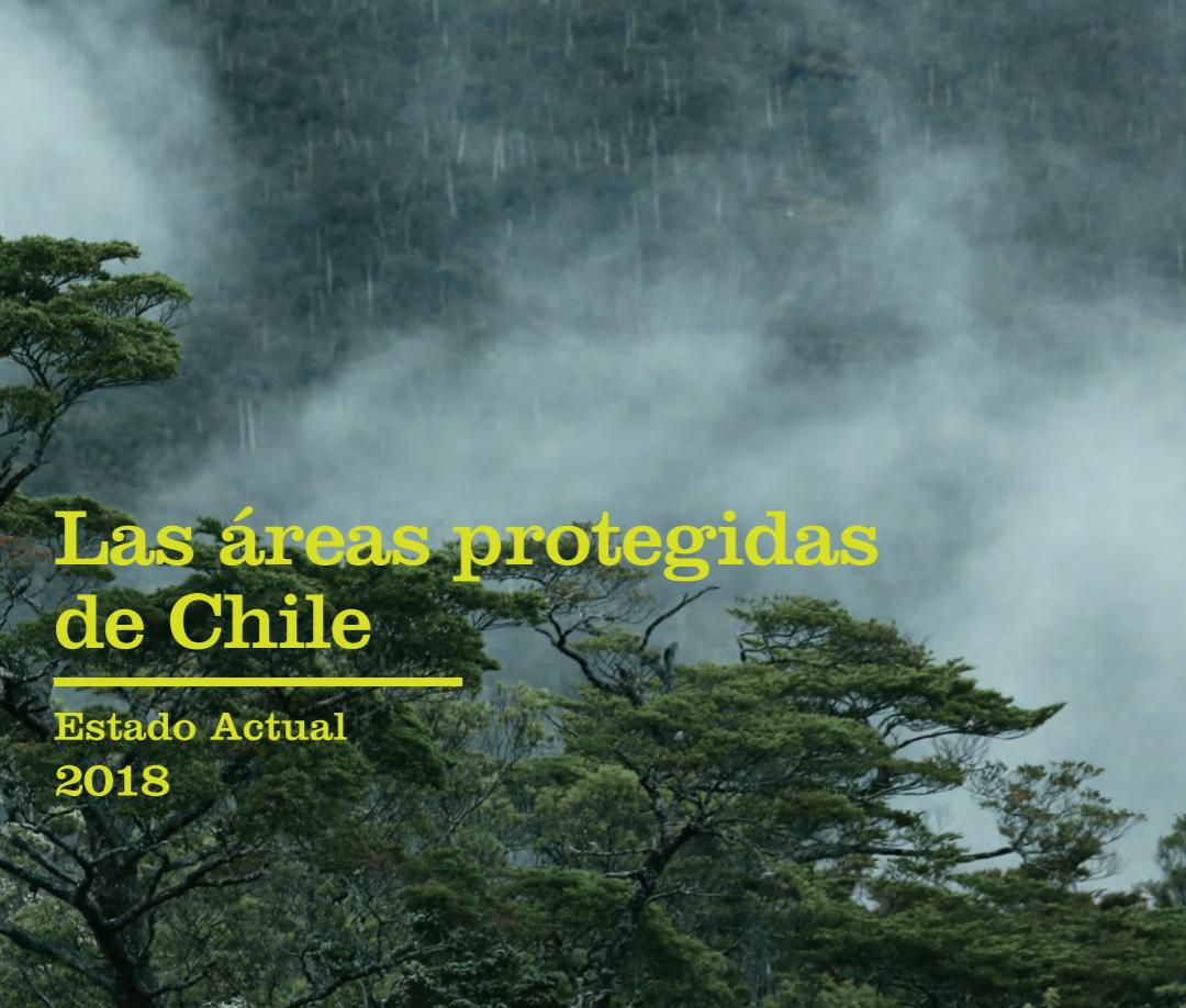 Cartilla Áreas Protegidas de Chile - Actualización 2018