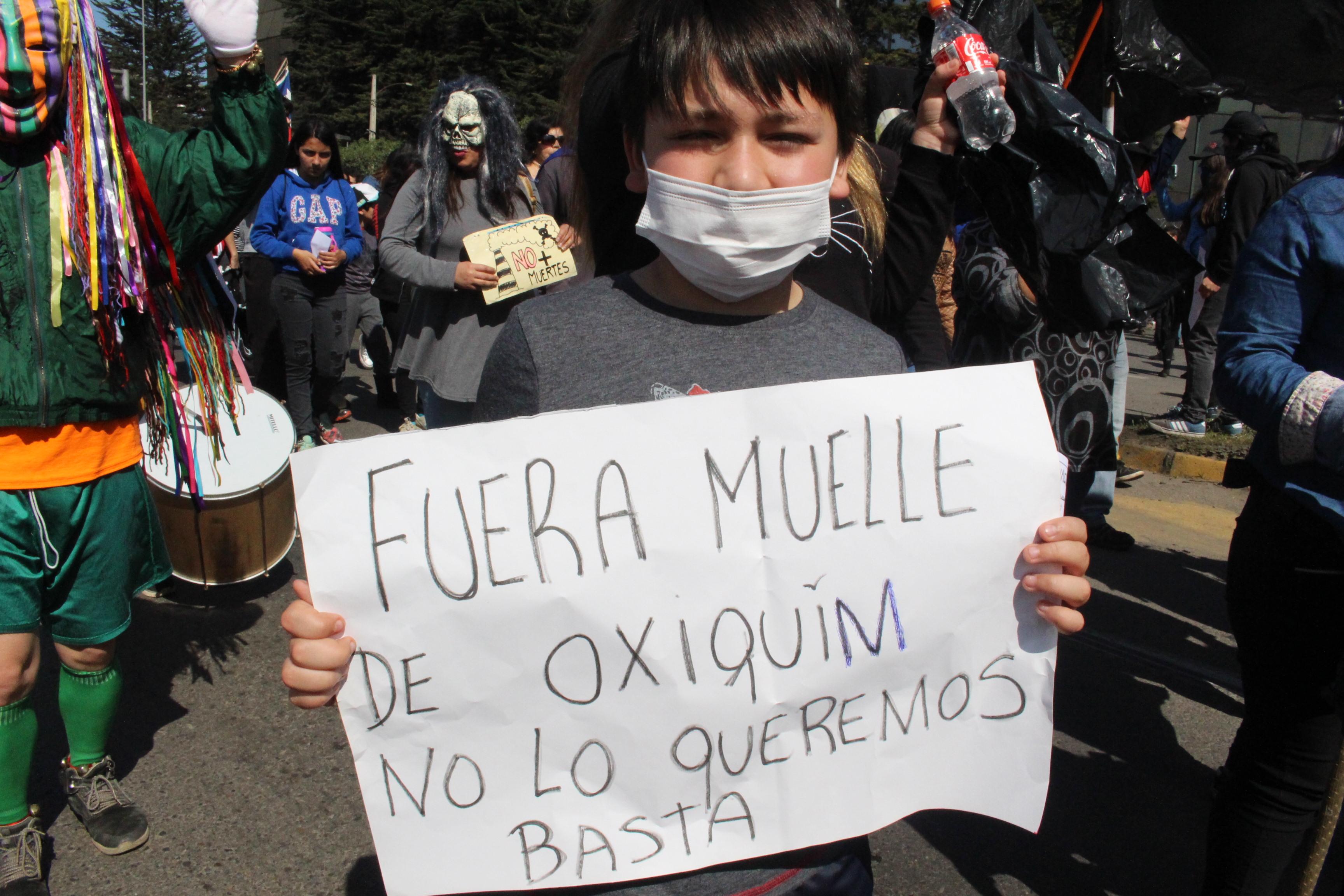 SMA formula cargos contra Oxiquim por incumplimientos en su planta de Quintero