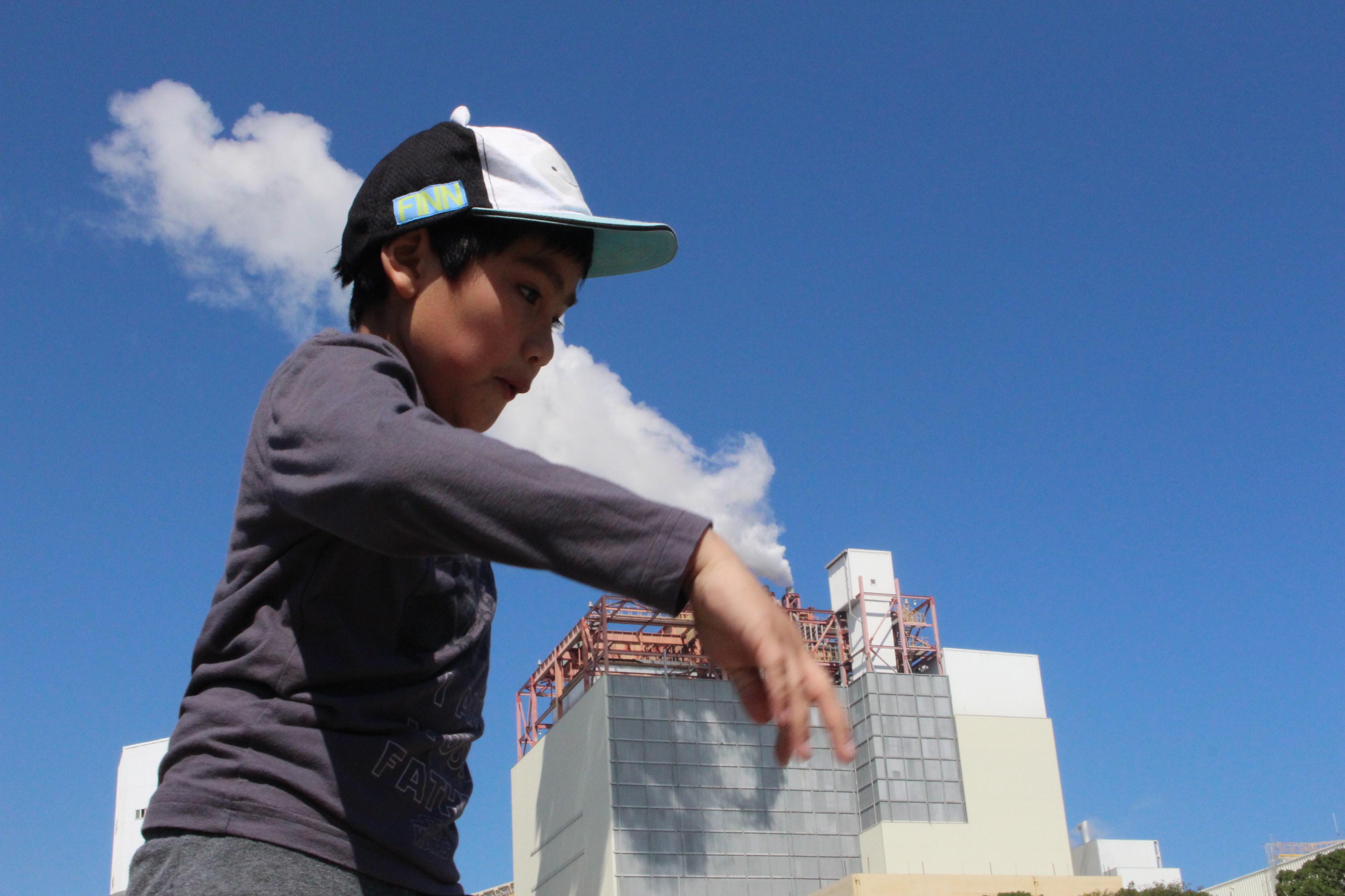 OMS asegura que cerca del 93% de los niños del mundo respira aire contaminado