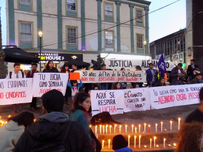 Impactos por muerte de dirigente sindicalista de Quintero-Puchuncaví