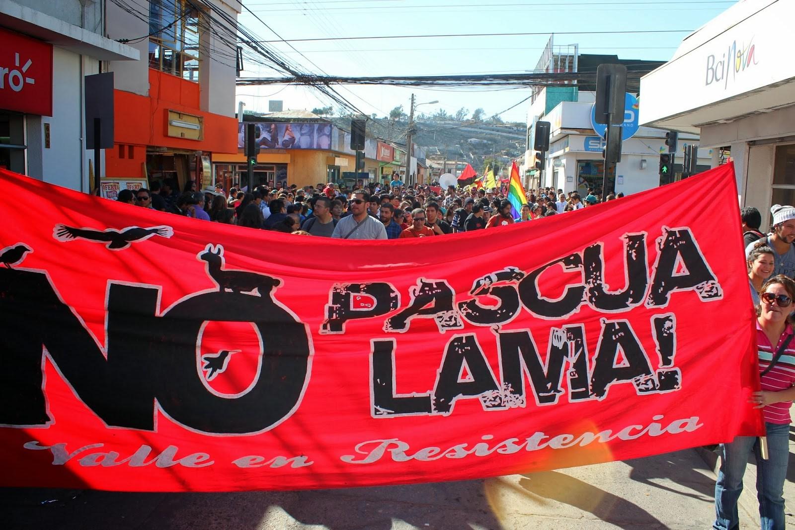 Asamblea por el Agua del Guasco Alto evalúa el cierre de Pascua Lama como un triunfo