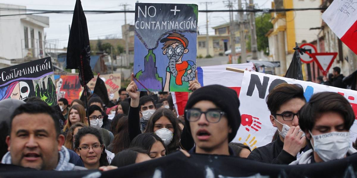 Alumnos de Puchuncaví rendirán PSU en Zapallar por crisis ambiental