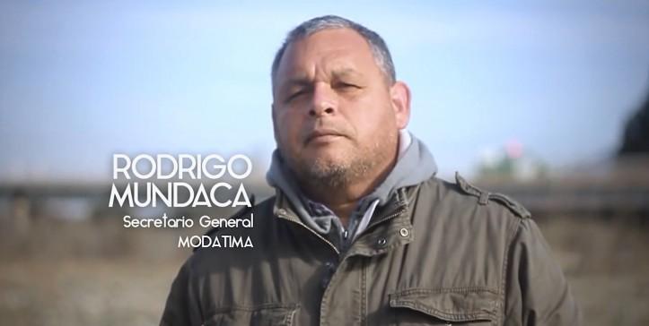 Rodrigo Mundaca, premiado en Alemania por su lucha por el acceso al agua