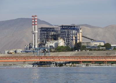 El 40% de la generación energética de la Región de Antofagasta sigue siendo a carbón