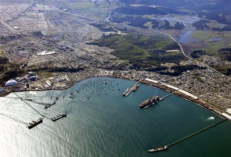 Copec pide congelar Evaluación ambiental de terminal marítimo en Coronel hasta marzo de 2019
