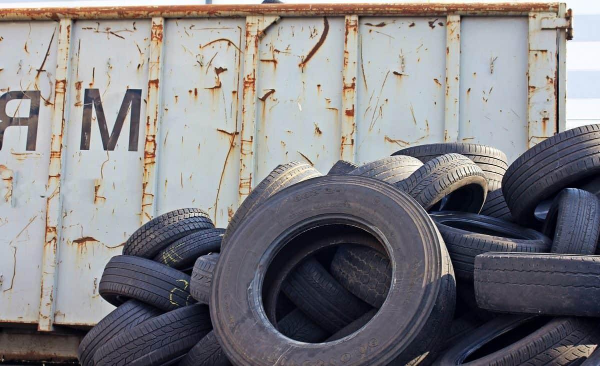 Debuta Ley REP: productores deberán recolectar el 50% de los neumáticos usados