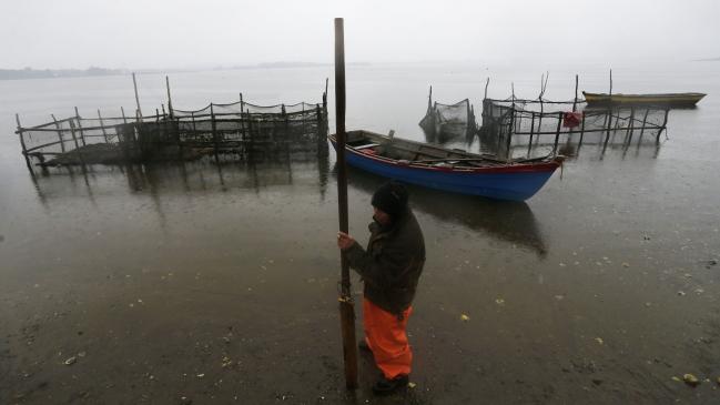 Pescadores artesanales muestran preocupación por el futuro del borde costero
