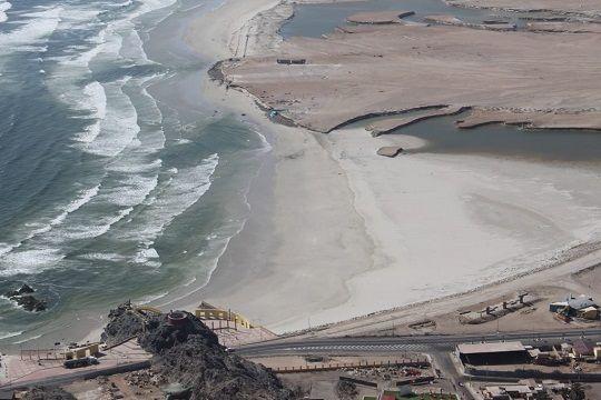 El proyecto que busca extraer cobre de la arena y que tiene en alerta a Chañaral