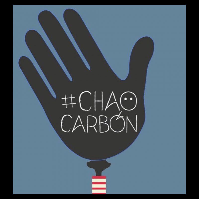 #Chaocarbon: La campaña ciudadana que le exige a Piñera que cierre las termoeléctricas