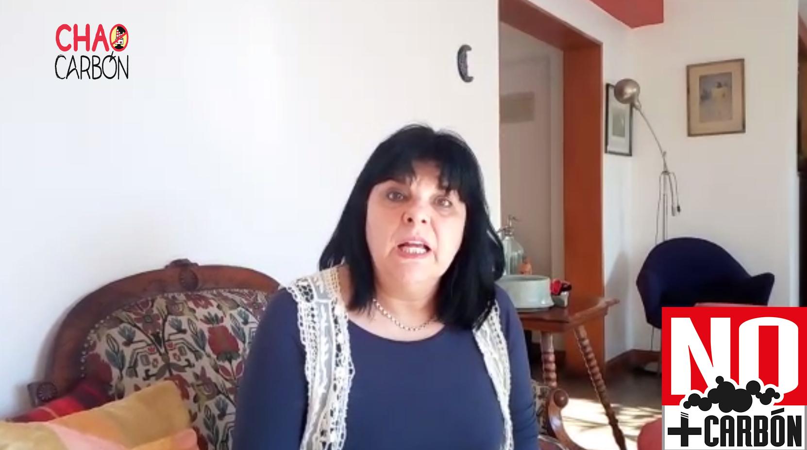 Flavia Liberona llama al Presidente a cerrar las termoeléctricas a carbón