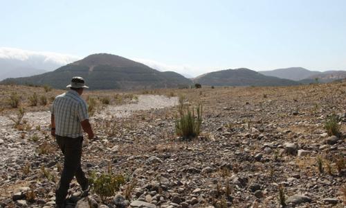 Valparaíso: 5 de 8 provincias de la región están en el listado nacional de escasez hídrica