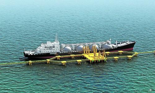 Argentina autoriza a estatal YPF exportar 1,5 millones de metros cúbicos al día de GNL a Chile