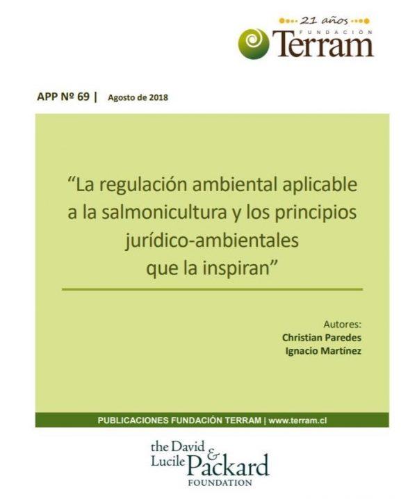 Fundación Terram presenta los desafíos para la regulación ambiental de la salmonicultura