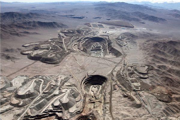 Chile y Perú lideran repunte del crecimiento de la inversión entre países mineros en 2018