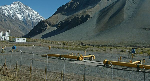 Ministerio de Energía da inicio a importación de gas natural argentino a zona centro sur de Chile