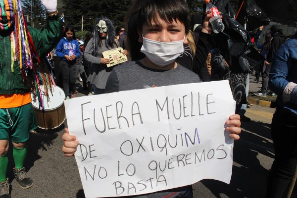 Agruparán recursos de protección por contaminación en Quintero y Puchuncaví
