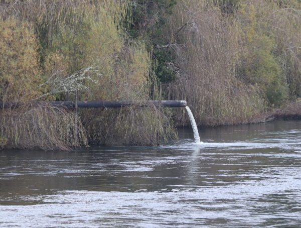 Las penas que contempla el código penal por contaminar el agua potable