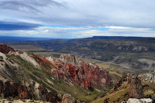 Aysén: denuncian daño a fósiles marinos que datan de hace 20 millones de años
