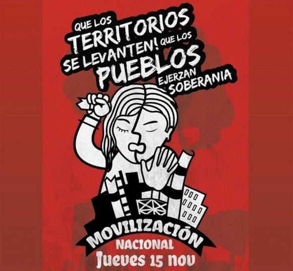 Marcha nacional: No más Zonas de Sacrificio
