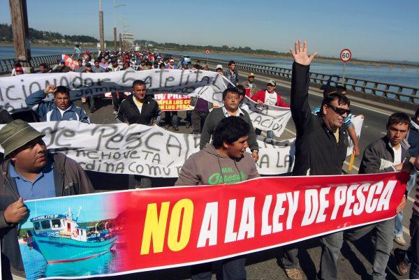 """Comisión de Pesca del Senado aprueba """"ley corta"""" que pone fin a renovación de licencias"""