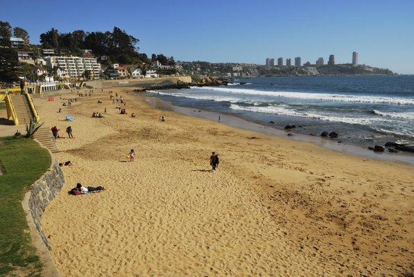 Copec reimpulsa su megaproyecto inmobiliario en Las Salinas en Viña del Mar
