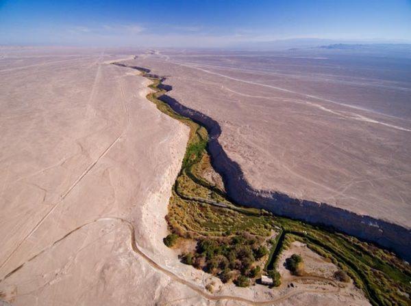 Provincia del Loa: falta de estudios impide conocer el real estado hídrico y ambiental de la zona