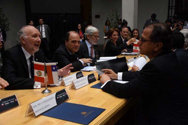 Ministros de Minería de Chile y Perú acuerdan cinco compromisos de fortalecimiento minero