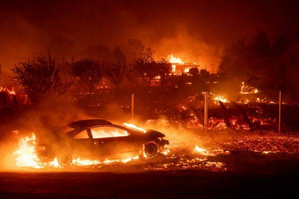 Incendios en California, ¿cuánto influye el cambio climático?