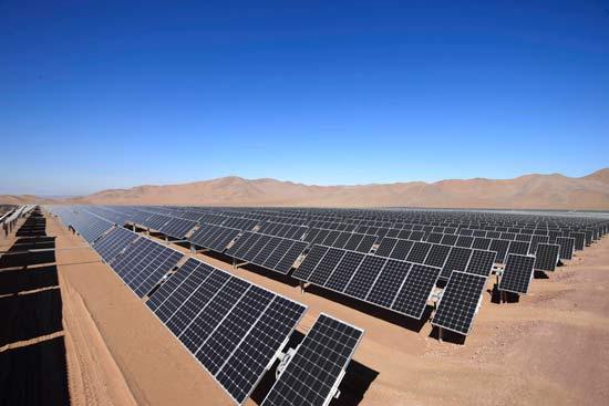 61% de futuros proyectos de energías renovables se concentran en 8 comunas