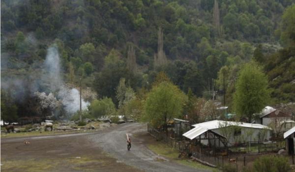 Ministro Fontaine se refiere a las causas de los desalojos en San Fabián