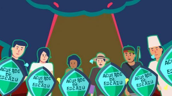 Chile y el Acuerdo de Escazú