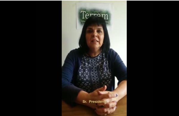 Video: ONG's chilenas hacen un llamado al Presidente