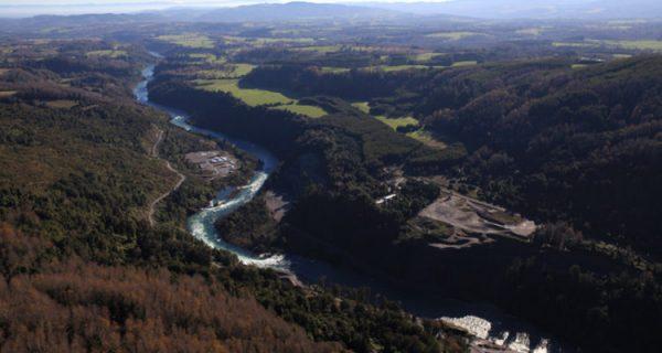 Desde Los Ríos, critican reactivación del proyecto Central Hidroeléctrica San Pedro