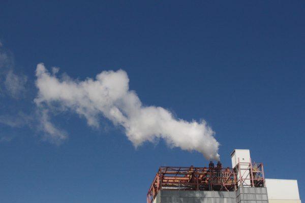Carbón y diésel hacen de Energía el sector más contaminante del país