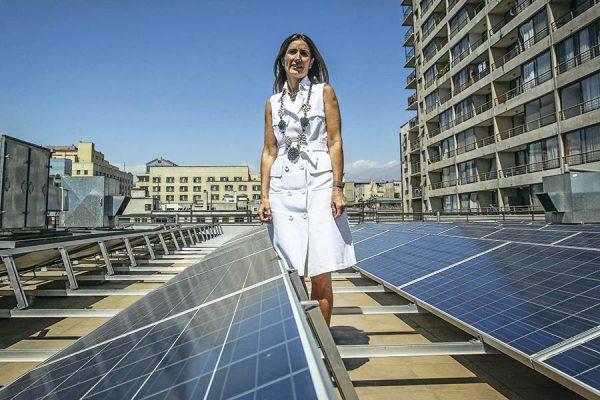"""Carolina Schmidt: """"Tenemos como meta presentar en agosto el proyecto de ley marco por cambio climático"""""""