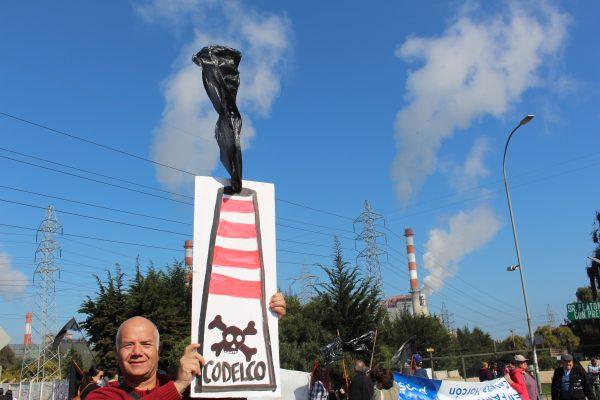 A 5 meses de intoxicaciones en Quintero, no hay datos oficiales sobre gases contaminantes