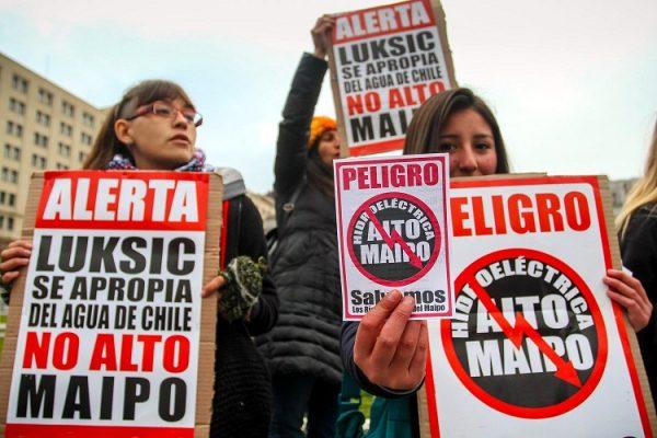 Tribunal Ambiental falló a favor de Alto Maipo