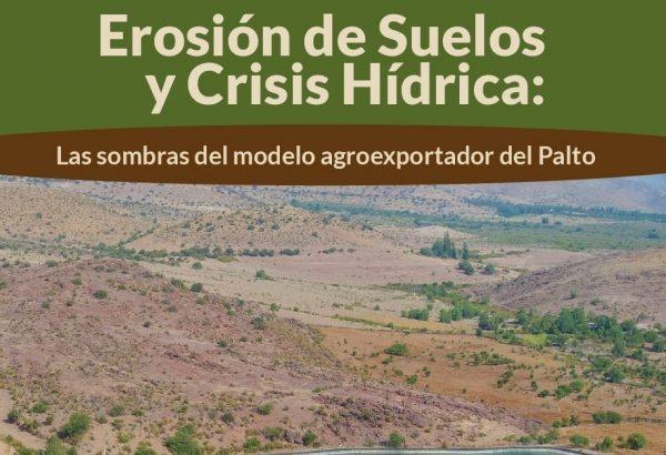 """Documento: """"Erosión de suelos y crisis hídrica: las sombras del modelo agroexportador de palto"""""""