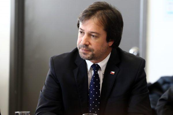 """Subsecretario de OO.PP. afirma que no apurarán indicación al Código de Aguas y espera """"que no se tiña políticamente"""""""